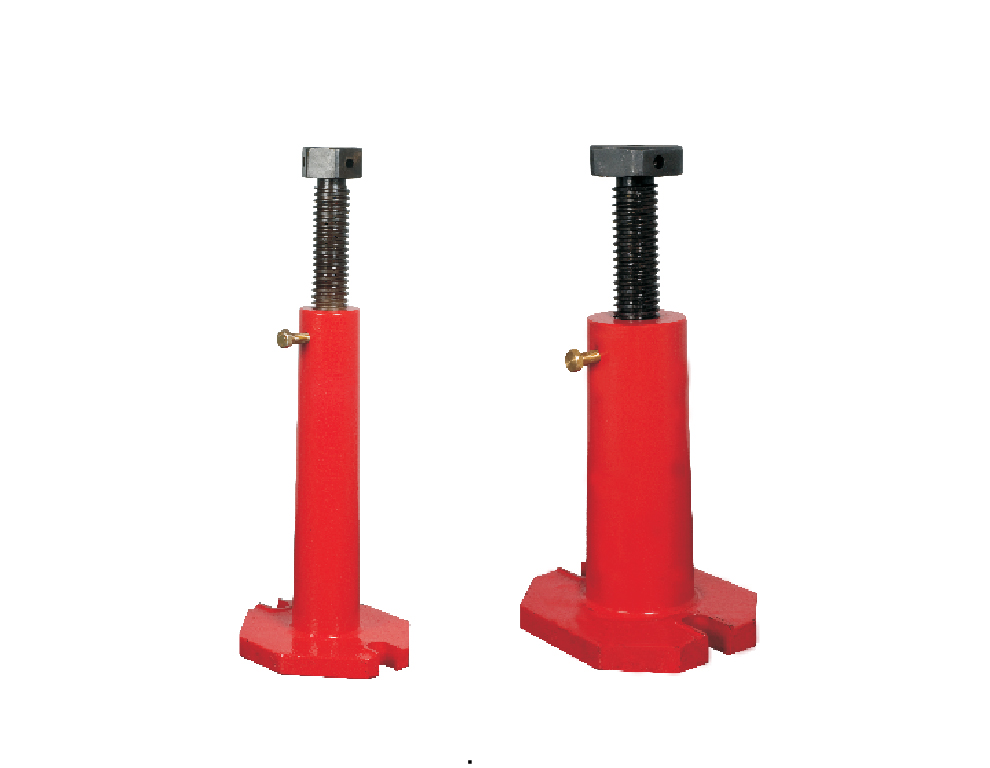 Heavy-Duty-Screw-Jack-with-Double-Side-Flange-and-Side-Locking-Brass-Screw