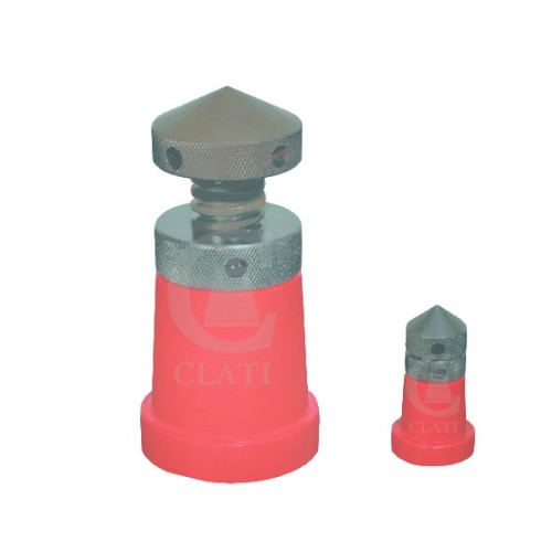 Screw-Jack-with-Conical-Head-and-Locknut